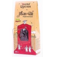 Иван-чай карельский, Мама Карелия, 50г (картонная упаковка)
