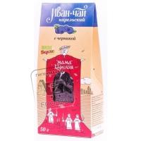 Иван-чай с черникой, Мама Карелия, 50г (картонная упаковка)