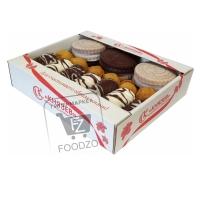Набор печенья ассорти №5, Князев, 820г (картонная упаковка)
