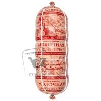 Колбаса вареная молочная санкт-петербург, Иней, 500г (полиамид)