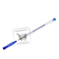 Ручка гелевая синяя, Office Space, 1шт (без упаковки)