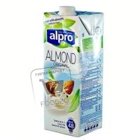 Напиток миндальный обогащенный кальцием и витаминами, Alpro, 250мл (тетра-пак)