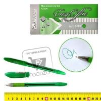 Ручка масляная зеленая, Josef Otten, 1шт (без упаковки)