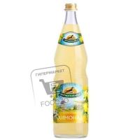 Напиток газированный лимонад, Черноголовка, 1л (стеклянная бутылка)