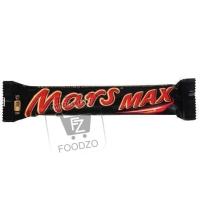 Шоколадный батончик, Mars max, 81г (флоу-пак)