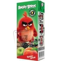 Нектар яблоко-персик, Angry Birds, 200мл (тетра-пак)