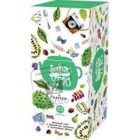 Чай зеленый саусеп пакетированный, Доброе утро, 50г (картонная коробка)