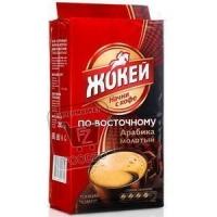 Кофе молотый по-восточному, Жокей, 250г (флоу-пак)