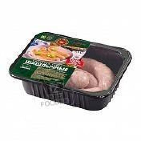 Колбаски свиные для гриля шашлычные, Дружба народов, 400г (лоток)