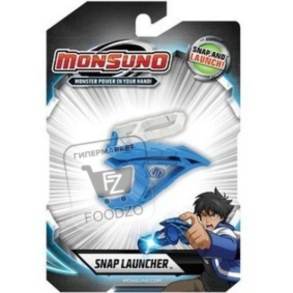 Игрушка пусковое устройство мини, Monsund, 1шт (блистер)