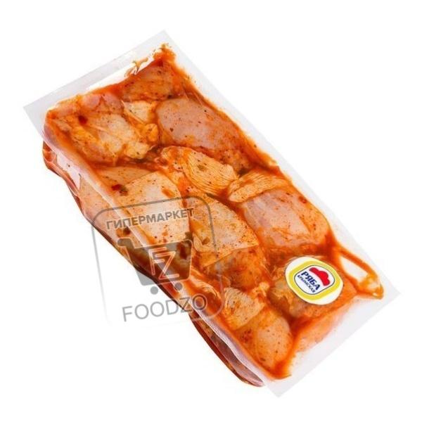 Бедро курицы с традиционными пряностями, Ряба крымская, 1кг (вакуумная упаковка)