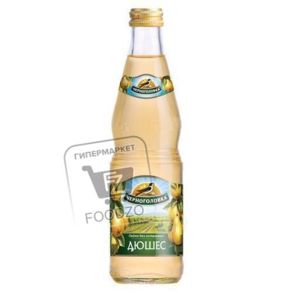 Напиток дюшес, Черноголовка, 0,33л (стеклянная бутылка)